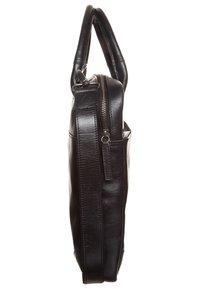 Royal RepubliQ - EXPLORER LAPTOP BAG SINGLE - Briefcase - black - 2