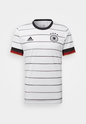 DEUTSCHLAND DFB HEIMTRIKOT JERSEY SHIRT - National team wear - white/black