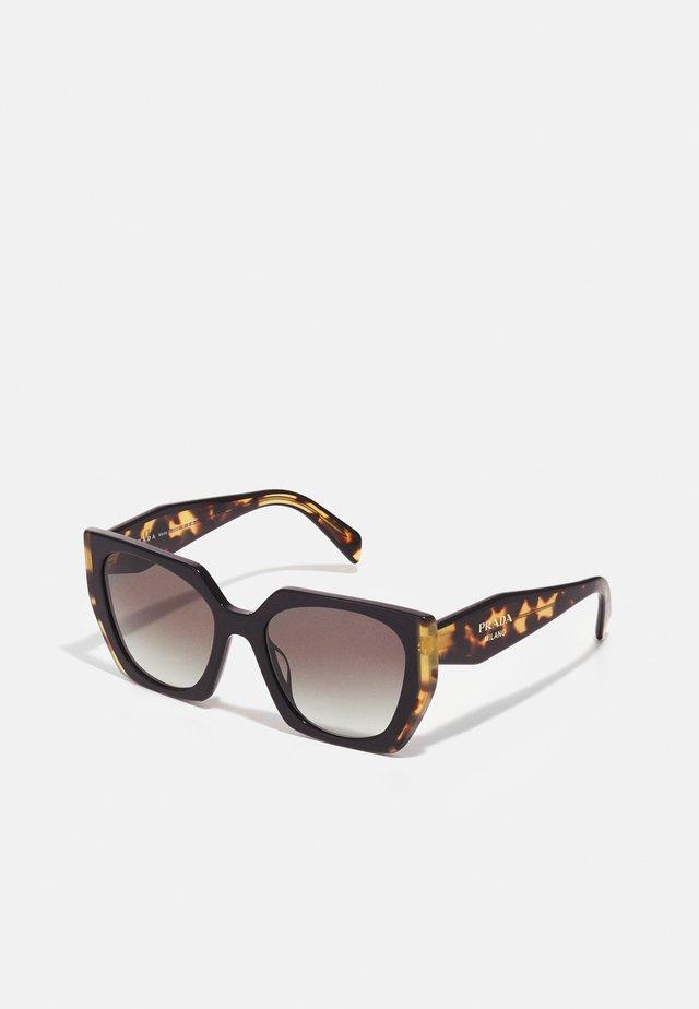 Sonnenbrille - black/medium tortoise