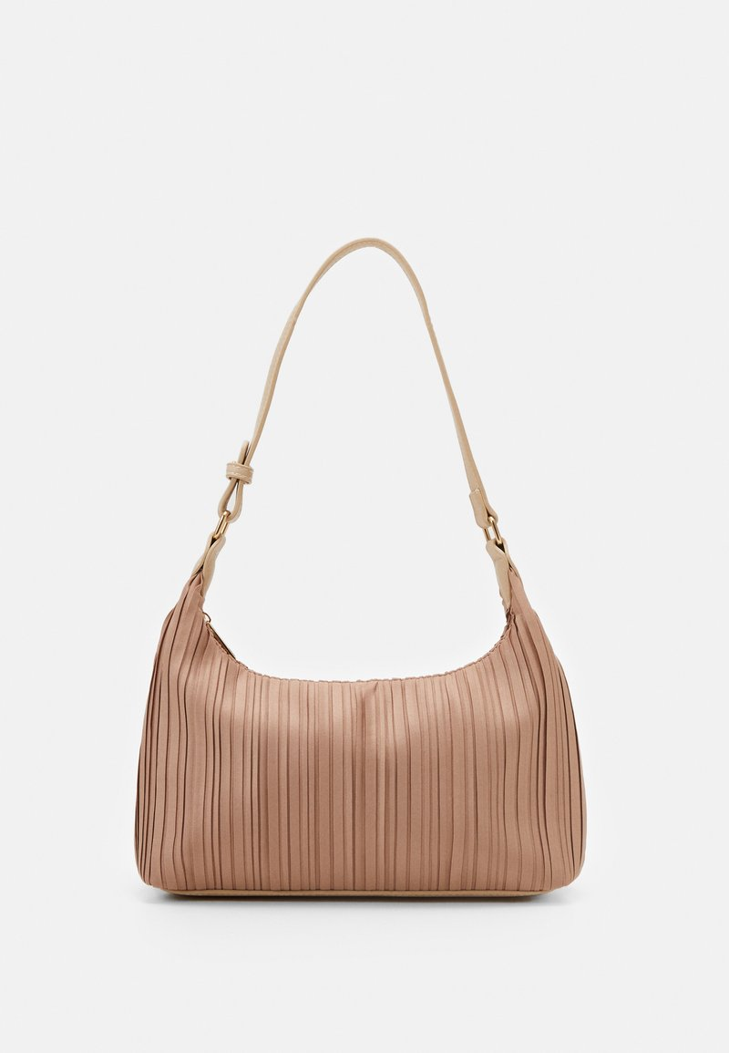 Pieces - PCFIFFA SHOULDER BAG - Handbag - warm sand/gold-coloured