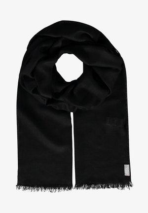 SIGNATURE KOLLEKTION - Scarf - black