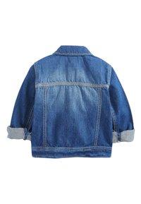 Next - Džínová bunda - mottled blue - 1