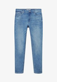 Mango - SKINNY  - Slim fit jeans - mittelblau - 6