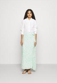 Fabienne Chapot - BOBO TARA SKIRT - Wrap skirt - green - 1