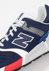 New Balance - 997 S - Zapatillas - navy/white - 6