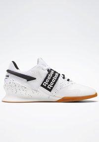 Reebok - LEGACY LIFTER II SHOES - Neutral running shoes - black - 11
