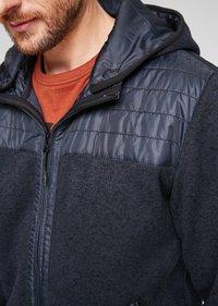 s.Oliver - Light jacket - dark blue - 5