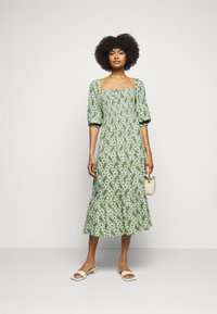 Faithfull the brand - LE GALET DRESS - Denní šaty - green - 1