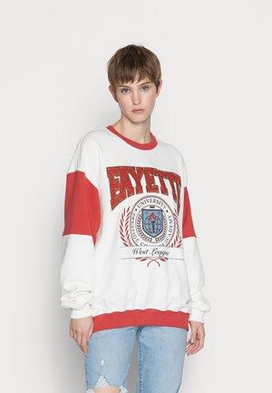 FAYETTE COLLEGE - Sweatshirt - neutral