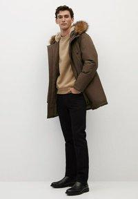 Mango - Winter coat - kaki - 1