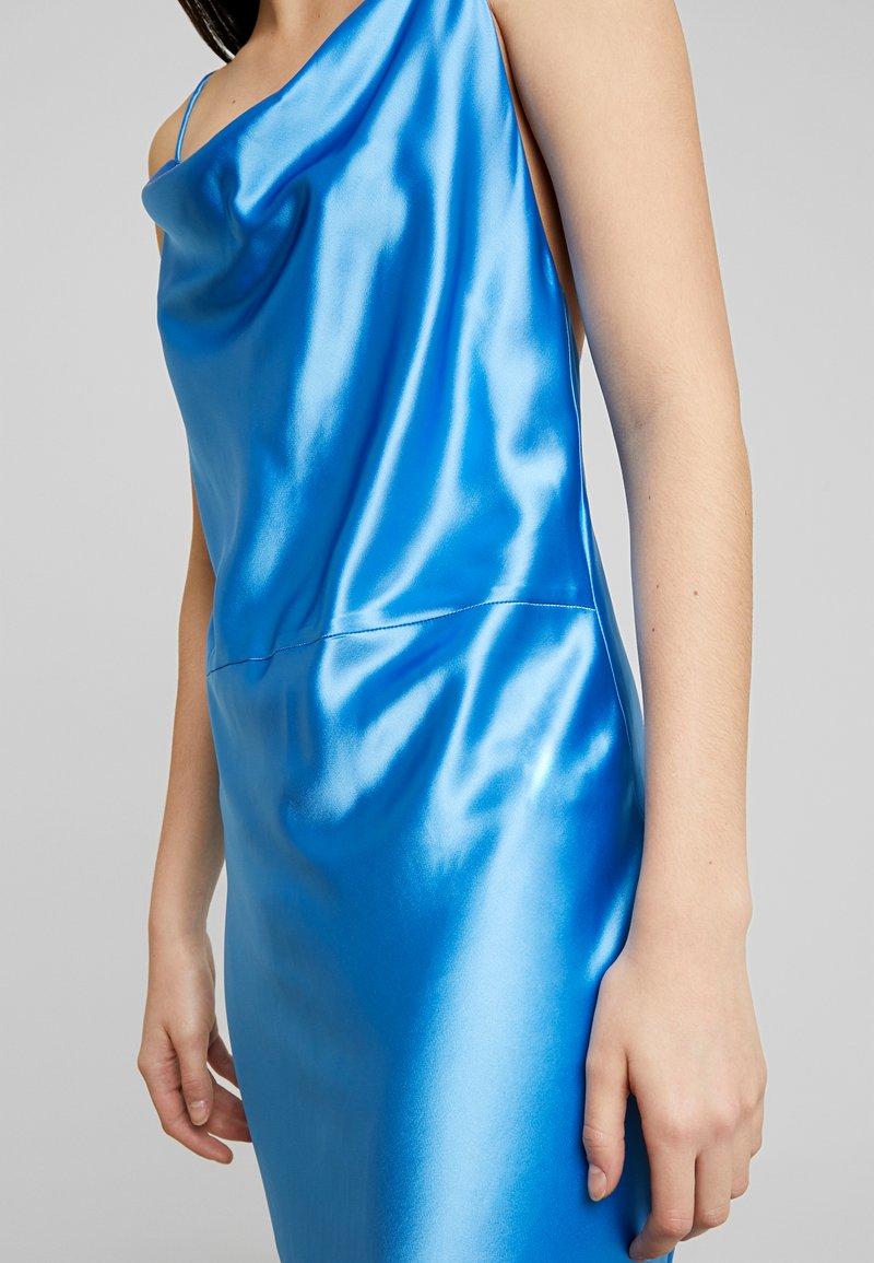 Samsøe Samsøe APPLES DRESS - Ballkleid - azure blue/hellblau KfHOIf