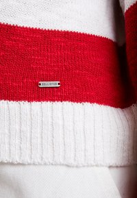 Hollister Co. - AMERICANA - Jumper - red/white/blue - 5