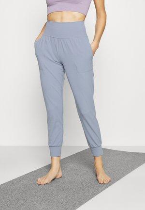 SALUTATION JOGGER - Teplákové kalhoty - blue star