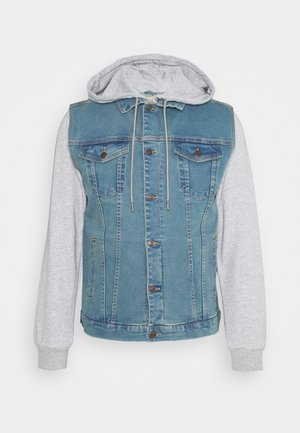 JACKET - Giacca di jeans - light blue