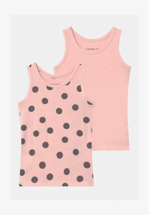 NMFTANK  2 PACK - Undershirt - strawberry cream