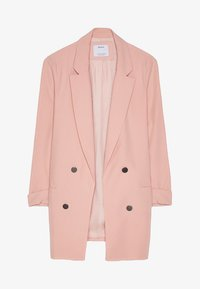 Bershka - Short coat - rose - 5