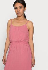 ONLY Petite - ONLNOVA LIFE STRAP MAXI DRESS - Maxi dress - baroque rose - 4