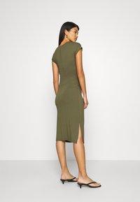 Anna Field - Shift dress - olive - 2