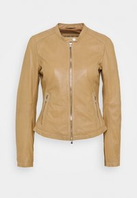 Freaky Nation - EMELLIE - Leather jacket - iced coffee - 4