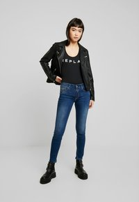 Replay - NEWLUZ - Jeans Skinny Fit - dark blue - 1
