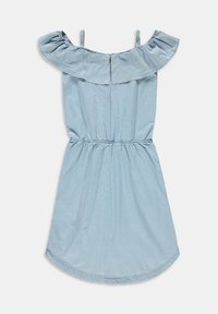 Esprit - Denim dress - blue light washed - 1