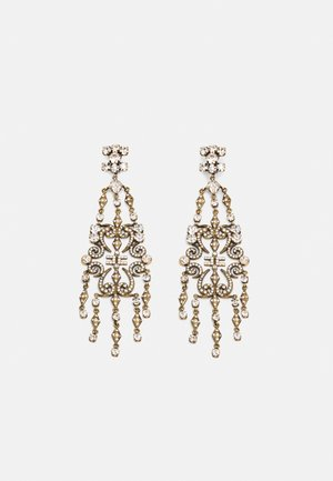JOINTED EARRINGS - Boucles d'oreilles - oro vecchio