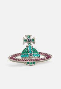 Vivienne Westwood - KIKA EARRINGS - Earrings - emerald blue - 2