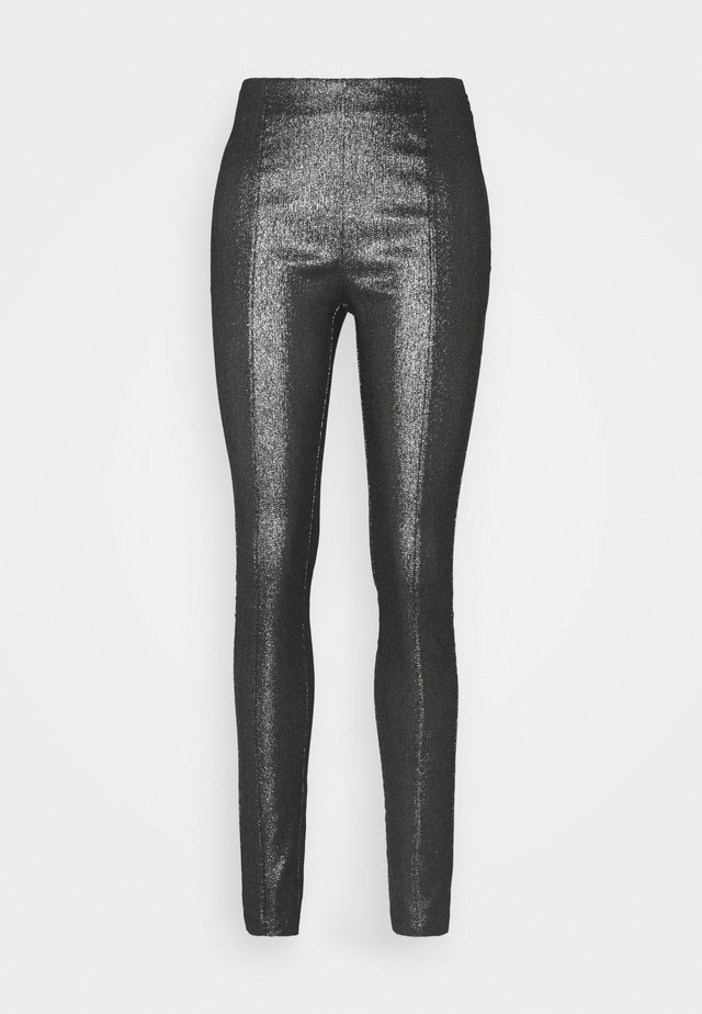 YASTAYLOR SHOW - Trousers - black
