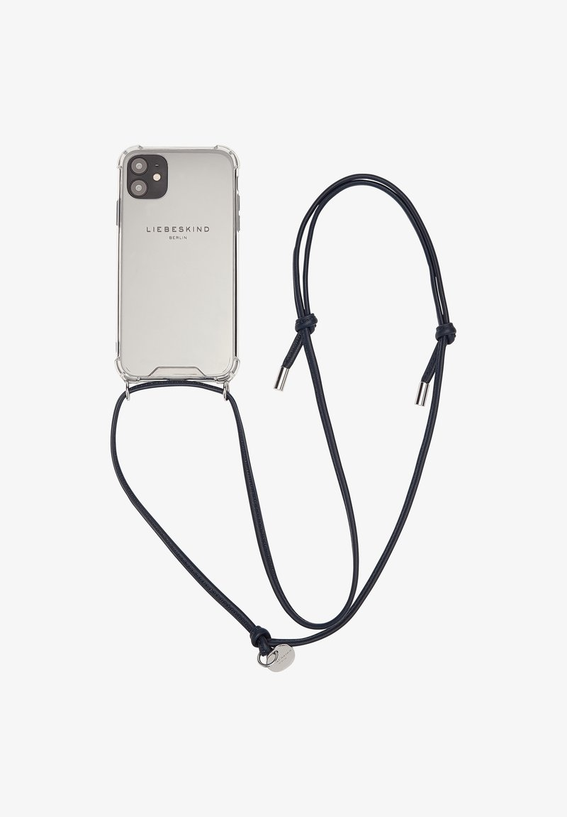 Liebeskind Berlin - MOBILE STRAP ACCESSOIRES - Other accessories - midnight sky