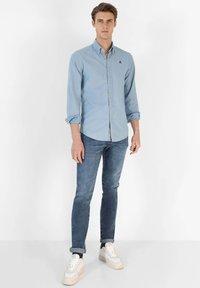 Scalpers - Shirt - denim - 1
