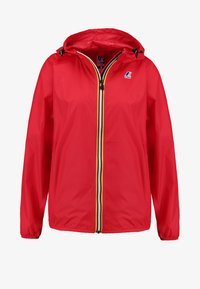 K-Way - LE VRAI CLAUDETTE - Waterproof jacket - red - 7