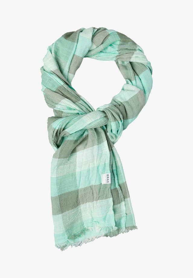 STYLE QUITO - Scarf - iced green