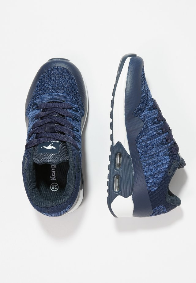 X 5000 - Trainers - dark navy/white