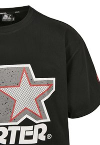 Starter - Printtipaita - blk/gry - 6
