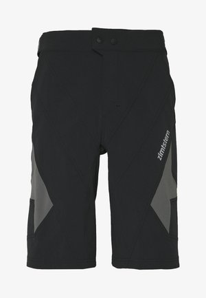 TAURUZ EVO SHORT MENS - Sports shorts - pirate black/gun metal