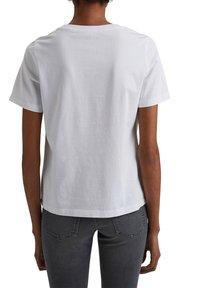 edc by Esprit - Basic T-shirt - white - 4