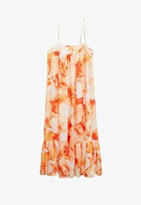 Mango - Day dress - orange - 5