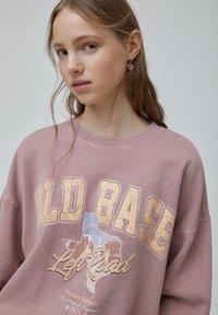 PULL&BEAR - Sweatshirts - rose - 3