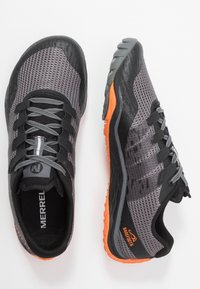 Merrell - TRAIL GLOVE 5 - Trail running shoes - rock - 1