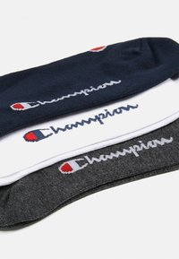 Champion - SNEAKER  6 PACK - Socquettes - dark blue - 1