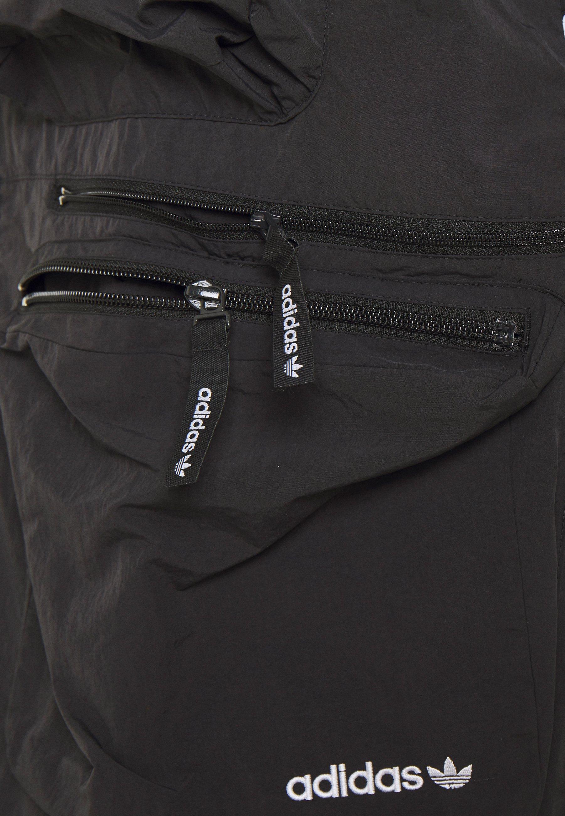 Recommend Wholesale adidas Originals TRAIL VEST - Waistcoat - black | men's clothing 2020 aJdPF