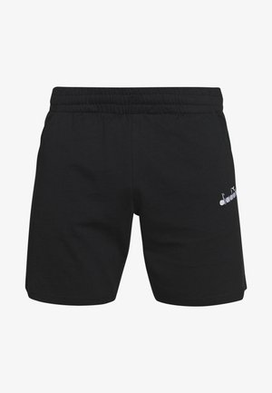 SHORT CORE - Korte broeken - black