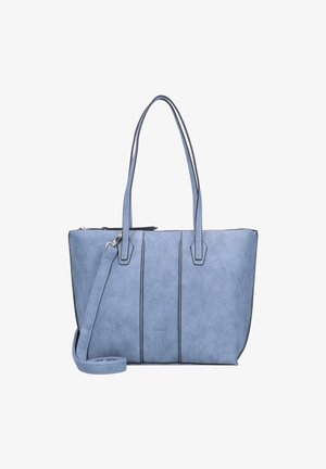 ANNI - Handtas - mid blue