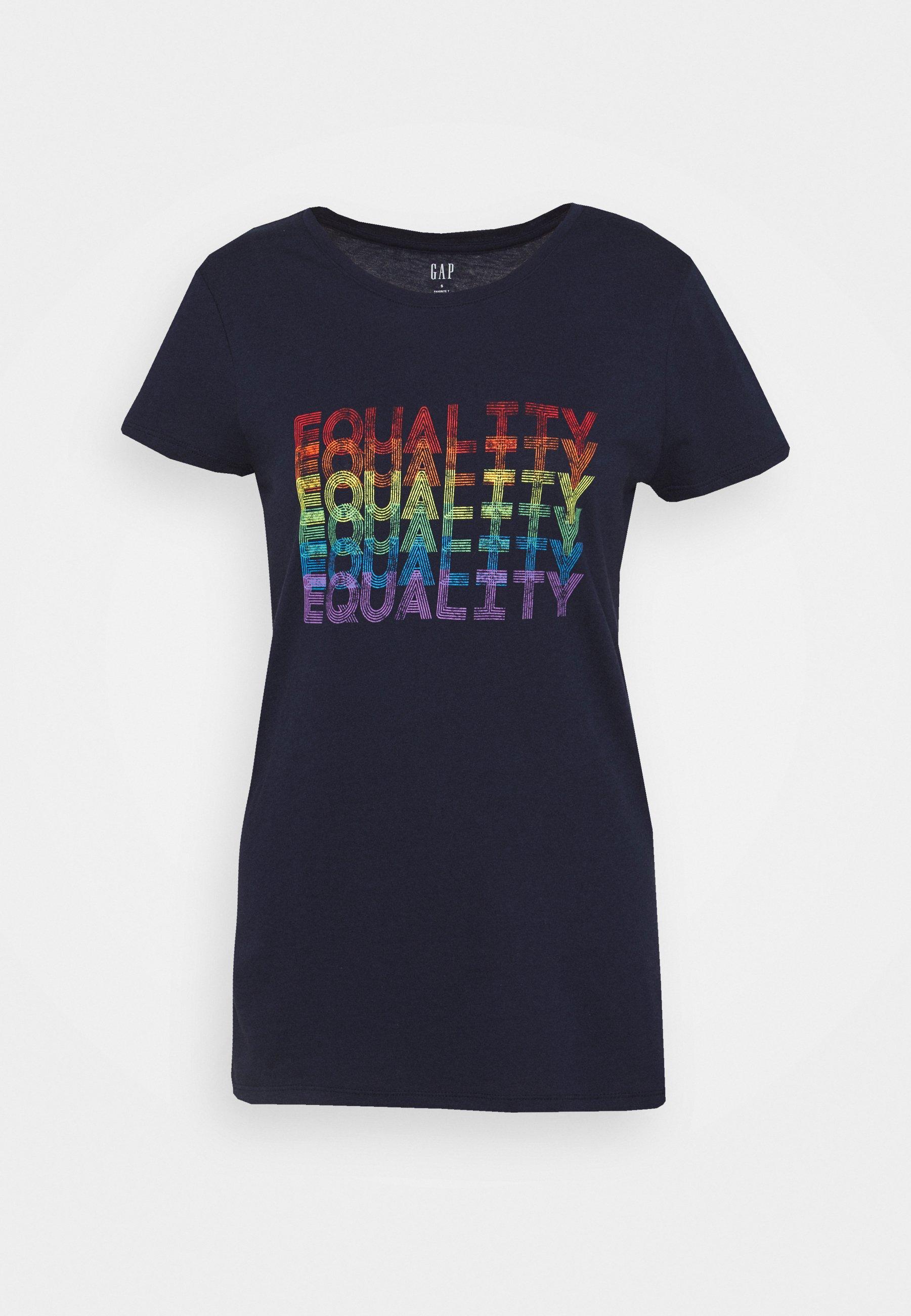 Women CREW PRIDE - Print T-shirt