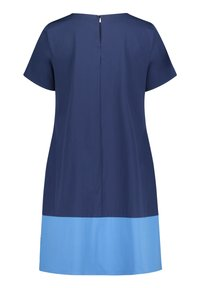 Vera Mont - MIT FARBVERLAUF - Day dress - dark blue/light blue - 3