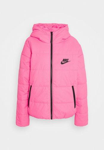 CORE  - Light jacket - pink glow/black