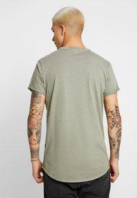 G-Star - LASH  - Basic T-shirt - sage - 2