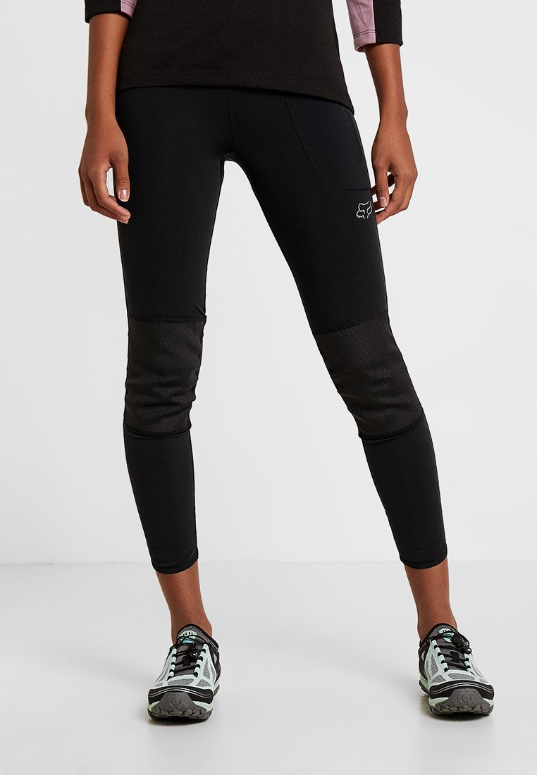 Fox Racing - WOMENS RANGER - Tights - black