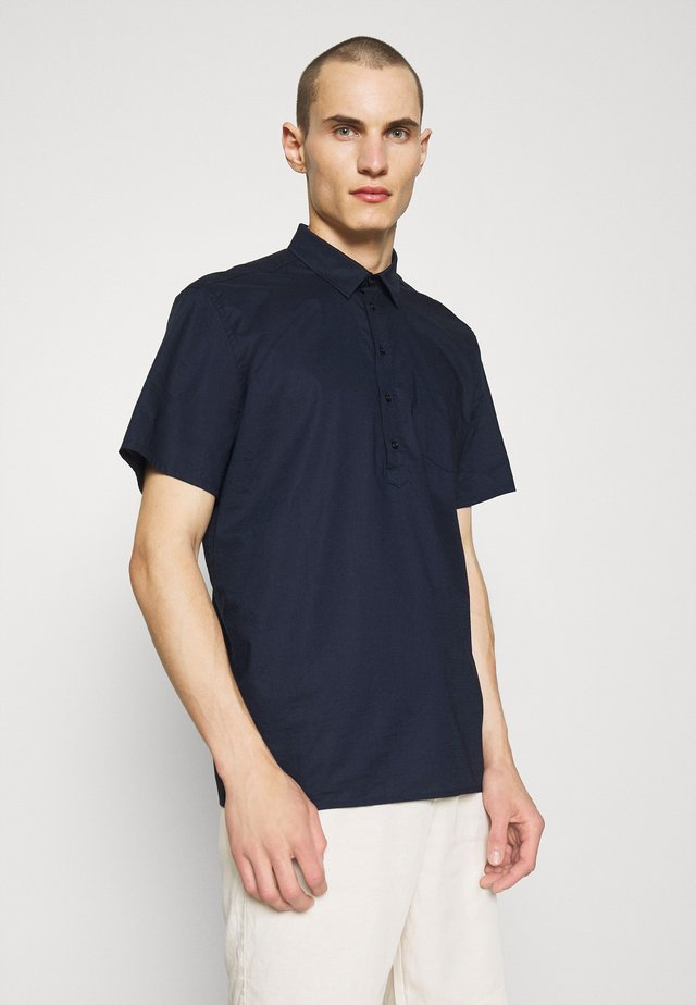 LARGO SHIRT - T-shirt imprimé - dark navy