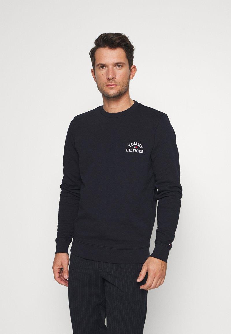 Tommy Hilfiger - BASIC EMBROIDERED - Sweatshirt - blue
